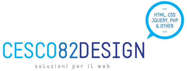 logo Cesco82design