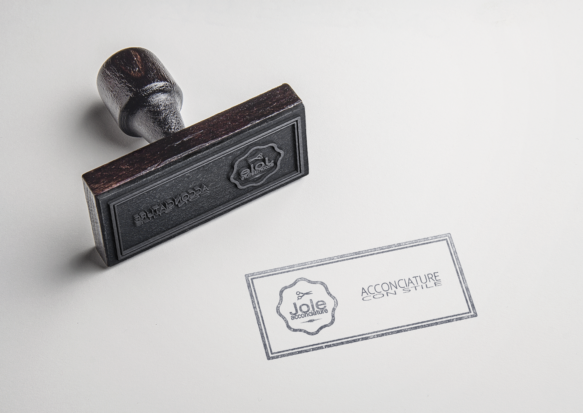 acconciature jole -Rubber-Stamp